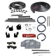 1AWSK00222-1969-72 Complete Weatherstrip Seal Kit