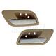 1ADHS00503-2007-13 Cadillac Interior Door Handle Rear Pair
