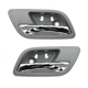 1ADHS00511-Interior Door Handle Rear Pair