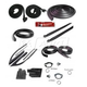 1AWSK00217-1966-67 Complete Weatherstrip Seal Kit