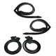 1AWSK00242-Door and Roof Rail Weatherstrip Seal Kit