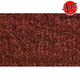 ZAICC00747-1976-83 Jeep CJ5 Cargo Area Carpet 7298-Maple/Canyon