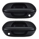 1ADHS00532-1999-04 Honda Odyssey Exterior Door Handle Front Pair