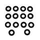 1AEVC00018-Jaguar Valve Cover Bolt Grommet Kit