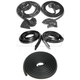1AWSK00193-1969-70 Door  Roofrail  and Trunk Seal Kit
