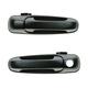 1ADHS00458-Exterior Door Handle Front Pair
