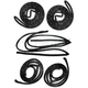 1AWSK00173-1978-96 Chevy Van G-Series GMC Van Weatherstrip Seal Kit