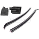 1AWSK00179-1966-67 Lock Pillar and Quarter Window Weatherstrip Seal Kit