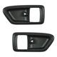 1ADHS00488-1997-01 Toyota Camry Interior Door Handle Bezel Pair