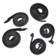 1AWSK00142-1966-67 Door  Roofrail  and Trunk Seal Kit
