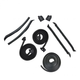 1AWSK00118-1966-67 Weatherstrip Seal Kit