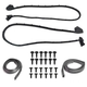 1AWSK00108-1968-70 American Motors AMX Weatherstrip Seal Kit