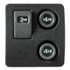 1AFWM00020-Four Wheel Drive Switch