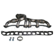 1AEEM00147-Jeep Exhaust Manifold & Gasket Kit