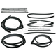 1AWSK00013-1971-72 Complete Weatherstrip Seal Kit