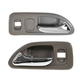 1ADHS00362-1994-97 Honda Accord Interior Door Handle Pair