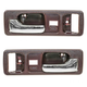 1ADHS00359-1990-93 Honda Accord Interior Door Handle Pair