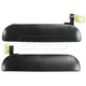 1ADHS00337-Exterior Door Handle Pair Black