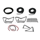 1AWSK00071-1980-86 Ford Complete Weatherstrip Seal Kit