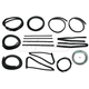 1AWSK00076-1978-79 Dodge Complete Weatherstrip Seal Kit