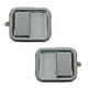 1ADHS00301-Jeep Exterior Door Handle Pair