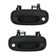 1ADHS00302-Dodge Exterior Door Handle Front Pair