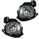 1ALFP00195-2010-13 Mazda 3 Fog / Driving Light Pair