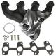 1AEEM00231-Exhaust Manifold & Gasket Kit