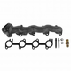 1AEEM00234-1997-98 Ford Exhaust Manifold & Gasket Kit Driver Side