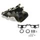 1AEEM00263-Toyota 4Runner T100 Tacoma Exhaust Manifold & Gasket Kit