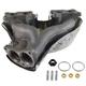 1AEEM00292-1990-97 Nissan D21 Hardbody Pickup Exhaust Manifold & Gasket Kit
