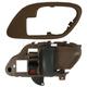 1ADHS00267-Interior Door Handle & Bezel Kit