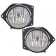 1ALFP00174-Hummer H3 H3T Fog / Driving Light Pair
