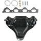 1AEEM00314-Honda Accord Prelude Exhaust Manifold