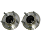 MCSHS00021-Wheel Bearing & Hub Assembly Motorcraft HUB35