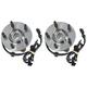 MCSHS00005-Wheel Bearing & Hub Assembly Motorcraft HUB8