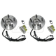 MCSHS00001-Wheel Bearing & Hub Assembly Front Pair Motorcraft HUB67
