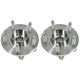MCSHS00016-Wheel Bearing & Hub Assembly Front Pair Motorcraft HUB36
