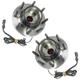 MCSHS00014-Ford Wheel Bearing & Hub Assembly Pair