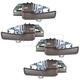 1ADHS00179-1992-96 Toyota Camry Interior Door Handle