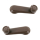 1ADHS00160-1985-93 Nissan Window Crank Handle Pair