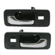 1ADHS00196-1990-93 Honda Accord Interior Door Handle Pair