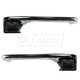 1ADHS00182-1980-96 Ford Exterior Door Handle Pair