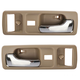 1ADHS00980-1990-93 Honda Accord Interior Door Handle Pair