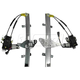 1AWRK00006-1997-03 Pontiac Grand Prix Window Regulator Pair