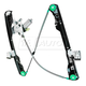 MCWRG00010-2000-07 Ford Focus Window Regulator  Motorcraft WLRA-80