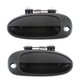 1ADHS00906-Kia Sephia Spectra Exterior Door Handle Pair