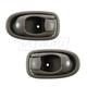 1ADHS00913-1996-00 Hyundai Elantra Interior Door Handle Pair