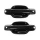1ADHS00870-2004-11 Chevy Colorado GMC Canyon Exterior Door Handle Pair
