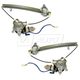 1AWRK00133-2002-03 Mitsubishi Lancer Window Regulator Pair